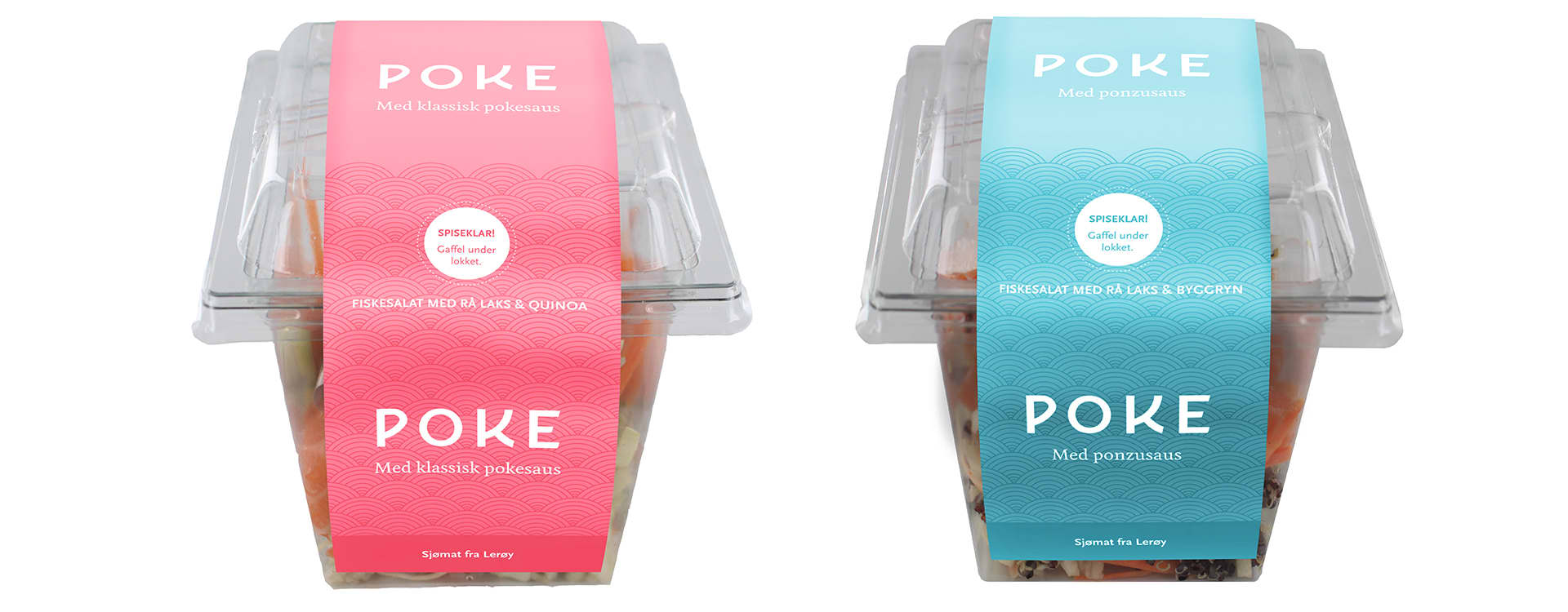 KIWI er først ute med nyheten Poke, som er spådd å bli den nye sushien.