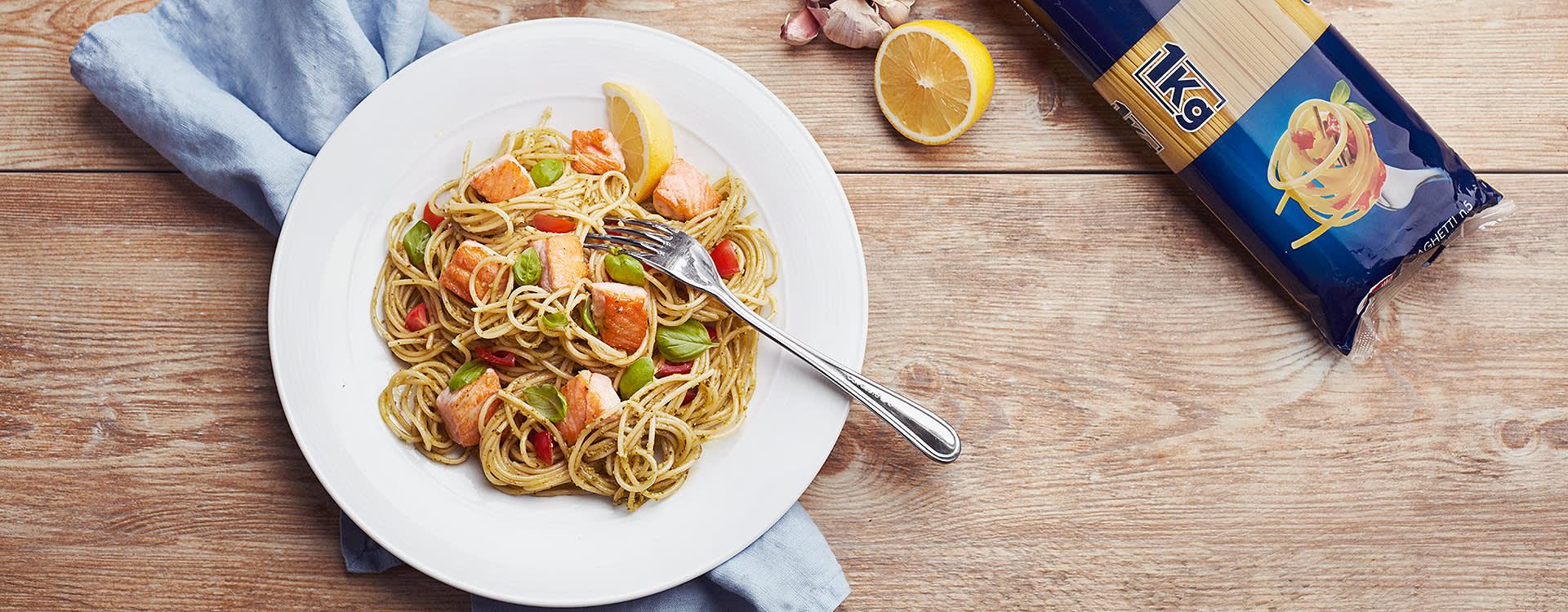 NAM: Nå kan hvem som helst oppnå perfekt al-dente-kvalitet på pasta. FOTO: Øyvind Haug