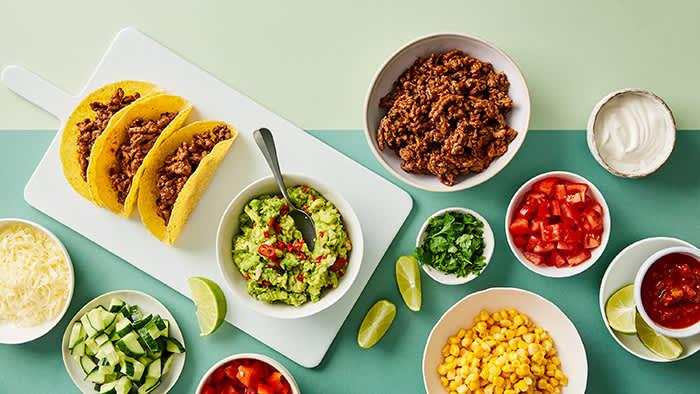 Avokado er en fast følgesvenn til taco, men spis det gjerne hver dag i en eller annen form.