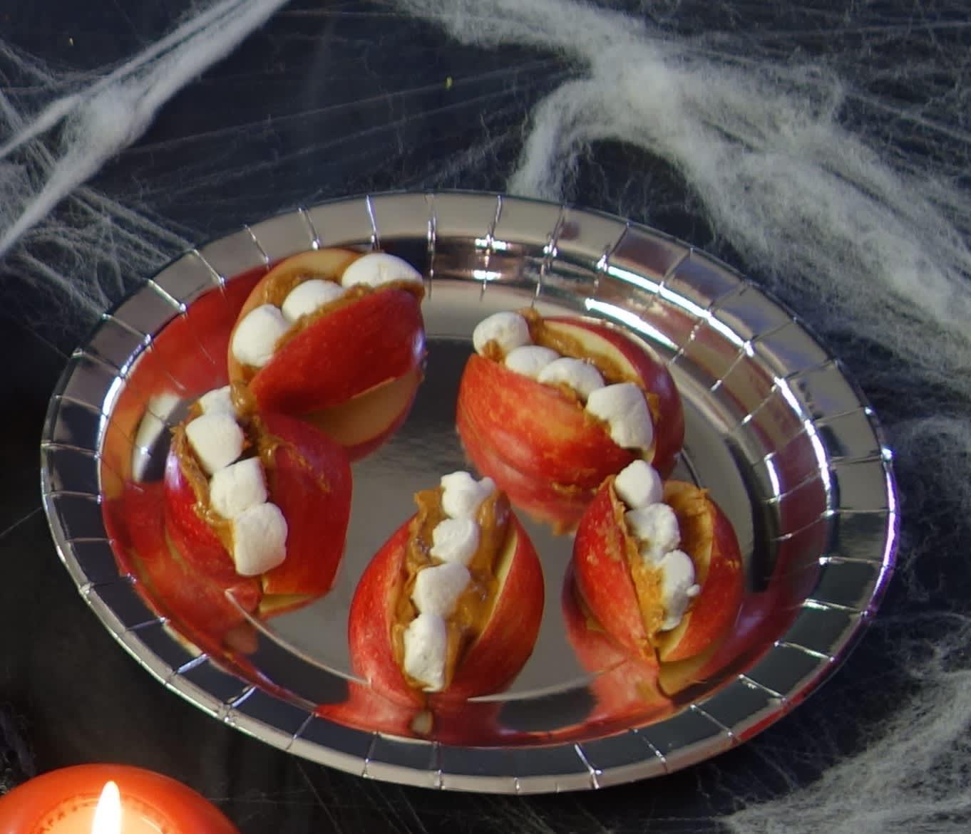 Kreativ og sunnere snacks til festen.