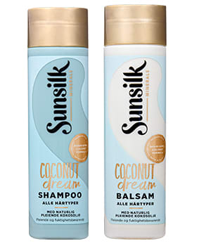 Sunsilk Minerals Coconut Dream