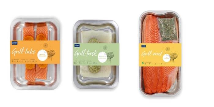 Laks, torsk og ørret er fisk du kan lage mange forskjellige retter med.