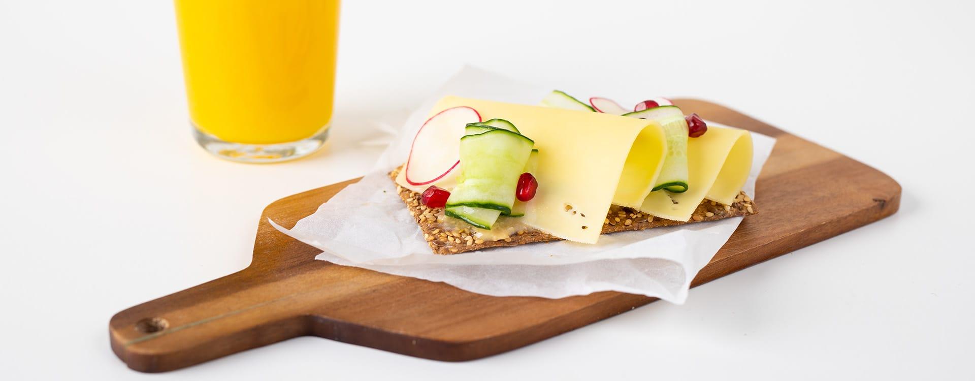 Synnøve Findens fokus på sunnhet og smak har også gitt flere topplasseringer i smakstest av deres lettoster.