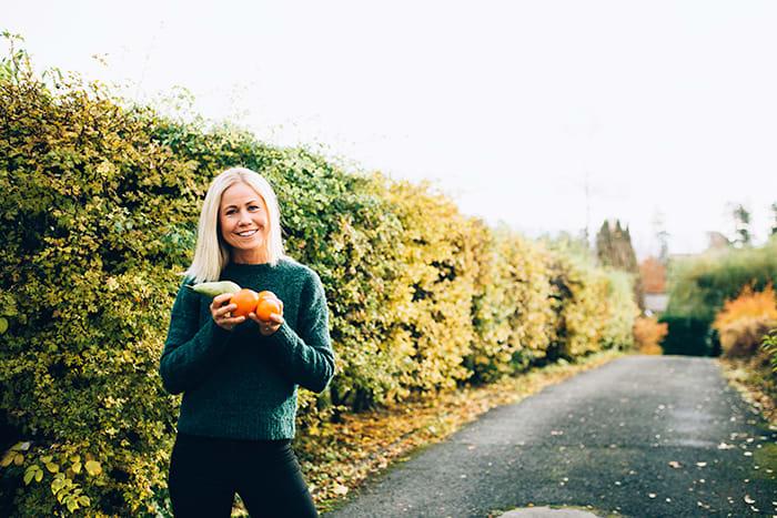 Ernæringsfysiolog Tine Sundfør sier at kostholdet har mye nå si når du ønsker fremgang i treningen.