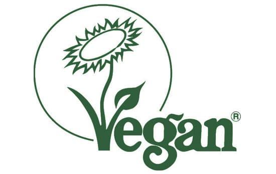 Se etter denne merket hvis du ønsker å handle veganske produkter.