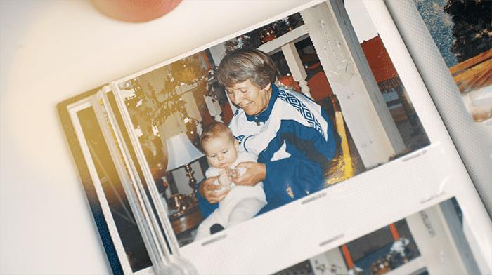Henrik og mormor har alltid hatt et helt spesielt bånd.
