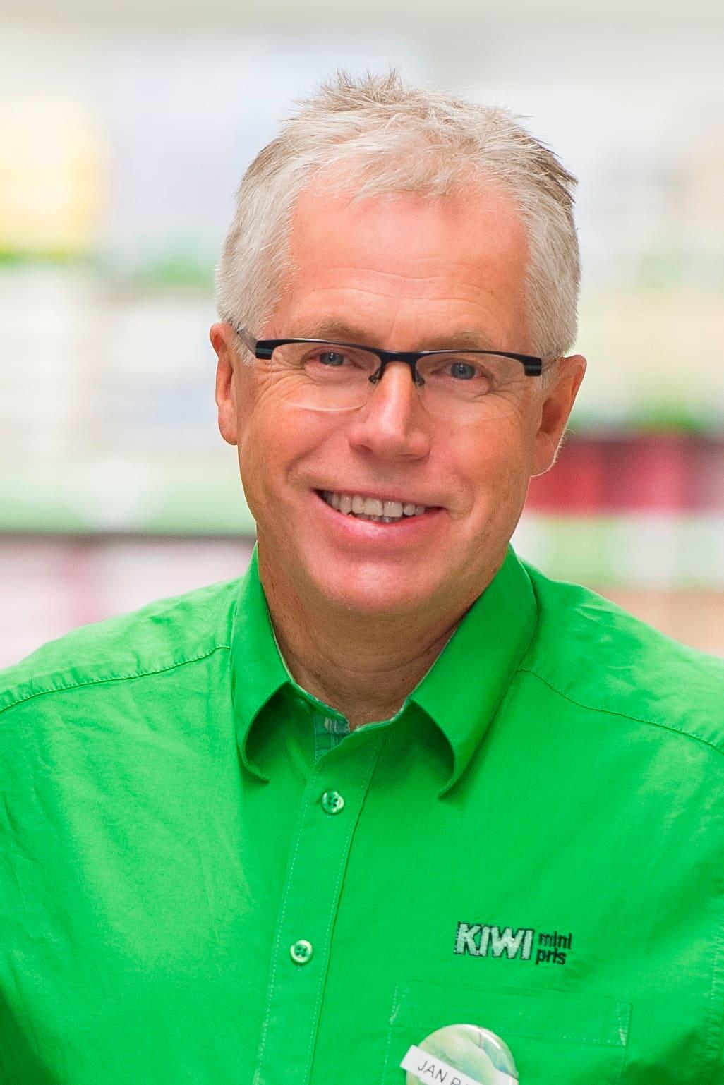 – Det er alltid hyggelig når vi kommer billigst ut i pristester, slik vi har gjort på seks av de syv siste VG-matbørsene, sier KIWI-sjef Jan Paul Bjørkøy.