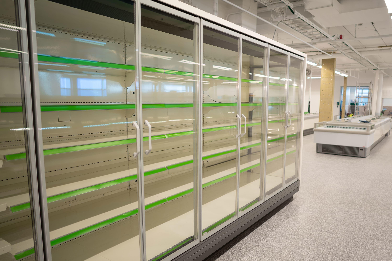 KIWI investerer cirka tre millioner kroner per butikk for å få mer miljøvennlige kjøle- og fryseanlegg. De nye anleggene reduserer energiforbruket med 30-40 prosent.