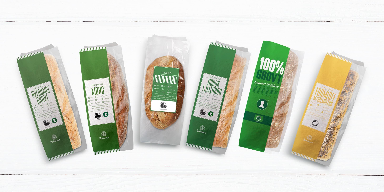 Slik så brødposene ut før redesignet.