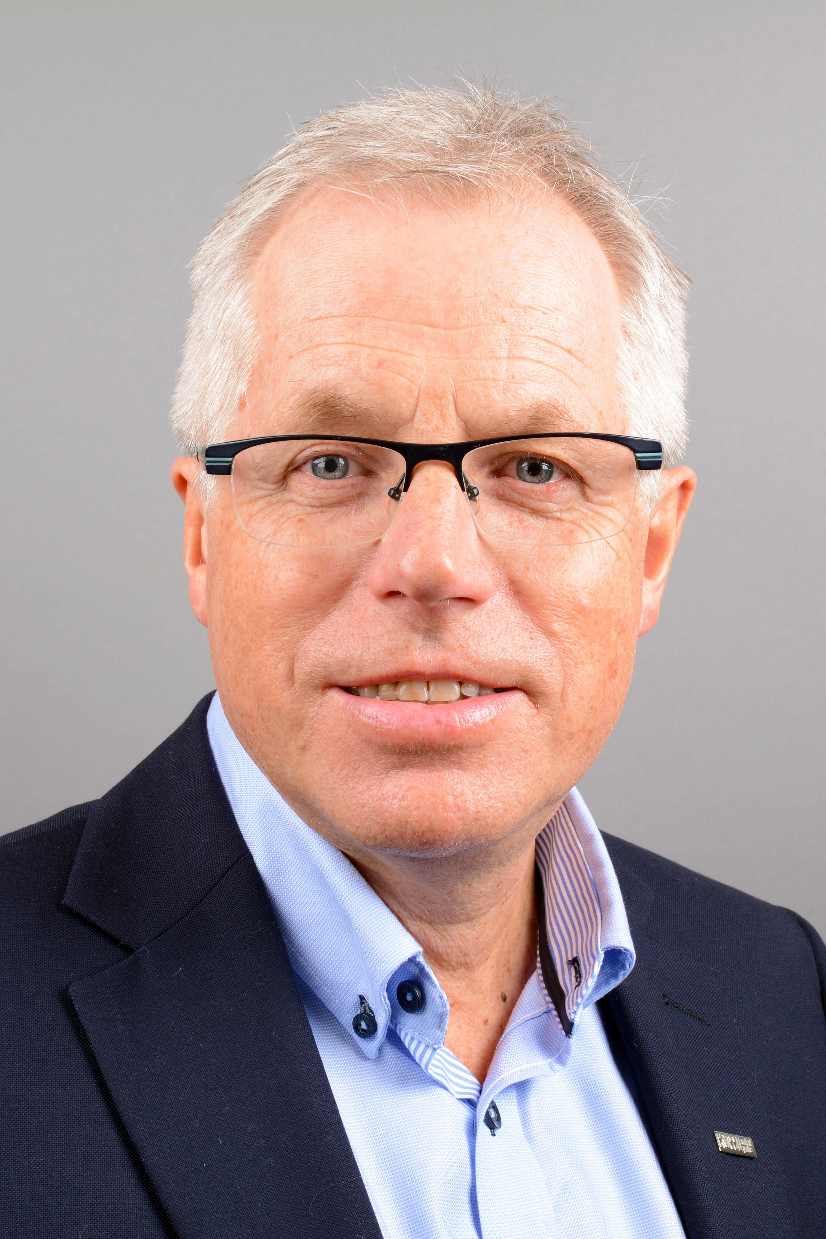KIWI-sjef Jan Paul Bjørkøy