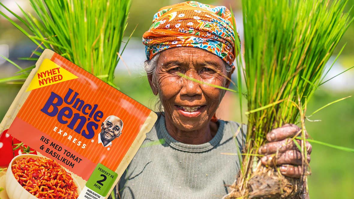 Snart er all ris fra verdens største risprodusent bærekraftig produsert.