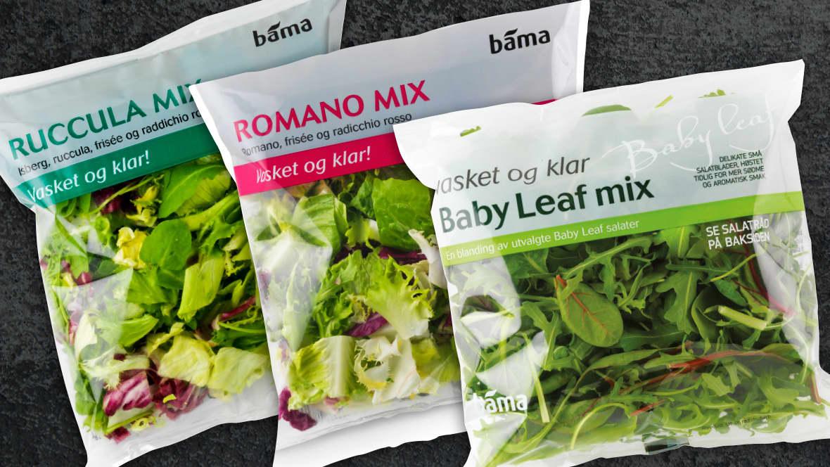 Hvilken salatpose passer til hva? Svaret får du i KIWIs salatpose-guide.