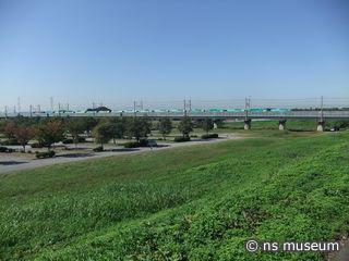 武蔵野線荒川橋梁