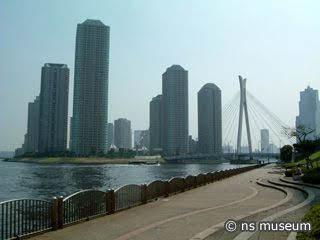 隅田川テラス(中央大橋)