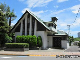 日本基督教団高輪教会