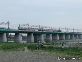 東急田園都市線多摩川橋梁