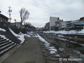 宮川河川敷