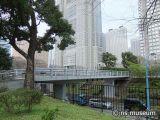新宿中央公園(公園小橋)