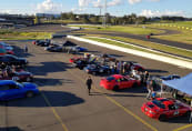 Club track day SMP Amaroo 7th July 2019 - photo by Joe Kovacic