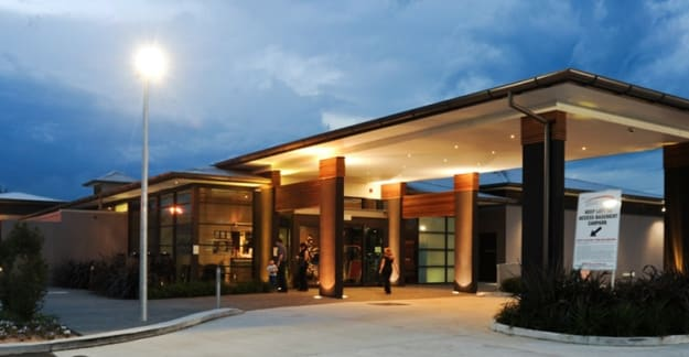 Springwood Sports Club is the venue for RPM Chapter dinner meetings