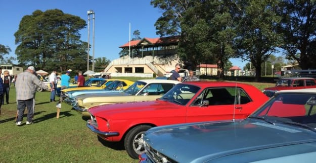 Motoring Heritage Day