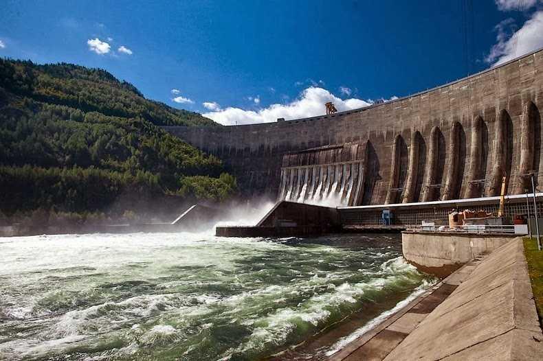 The Longtan Dam