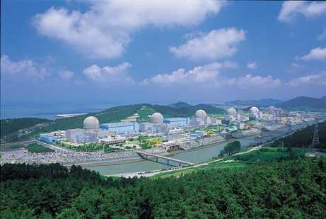 The Hanul Nuclear Power Plant