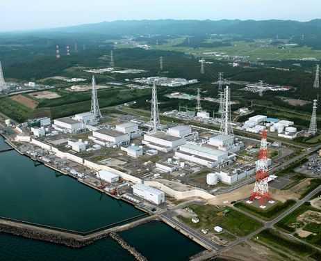 The Kashiwazaki-Kariwa Nuclear Power Plant