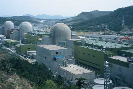The Hanbit Nuclear Power Plant