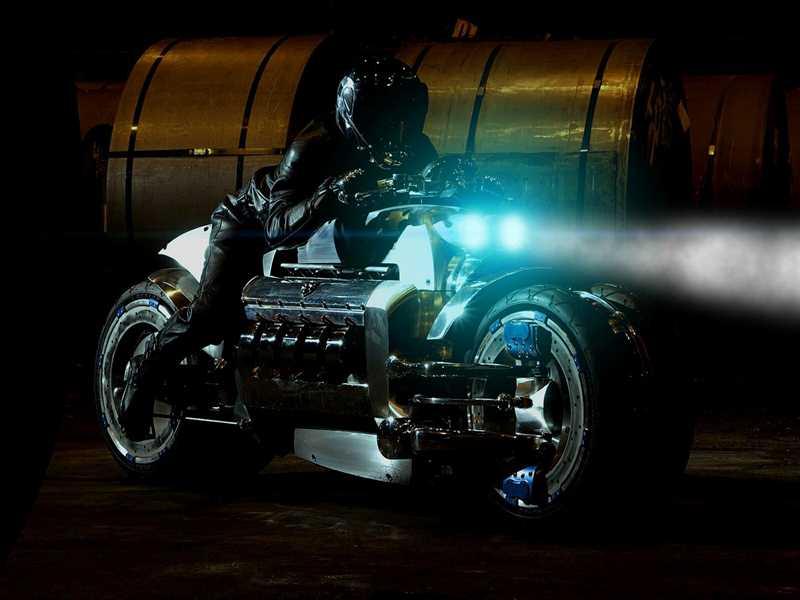 Dodge Tomahawk (420 miles per hour)