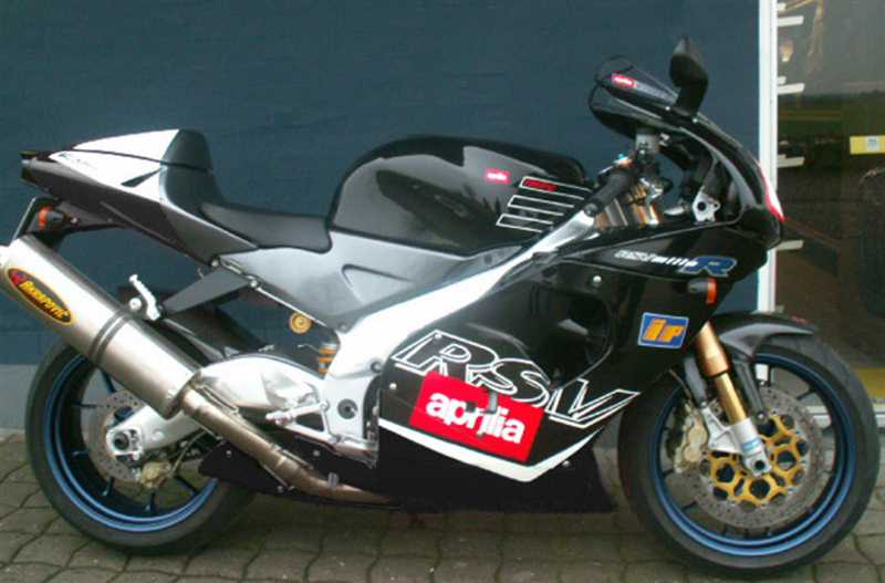 Aprilia RSV 1000R Mille (175 miles per hour)