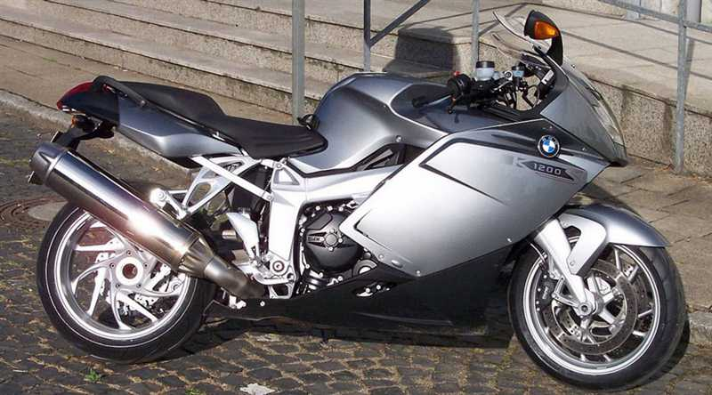 BMW K 1200S (174 miles per hour)