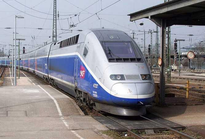 Alstom Euroduplex (320 kph)