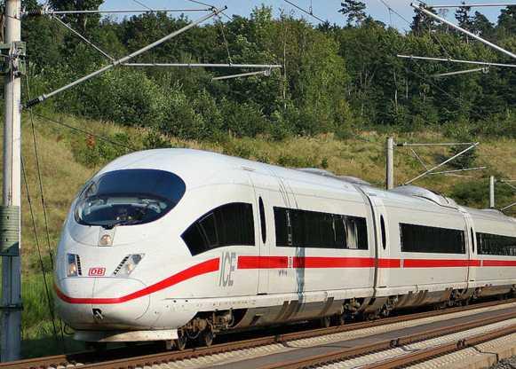 Siemens Velaro E/AVS 103 (350 kph)
