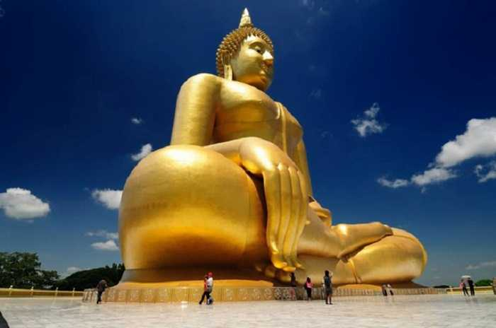 . Great Buddha of Thailand (92 meters)