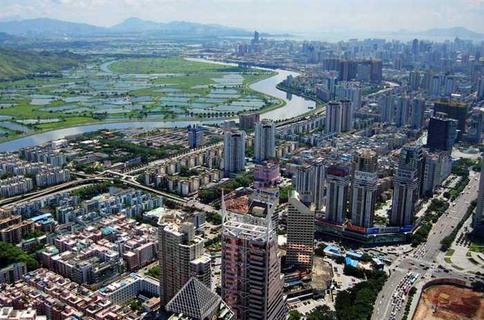 9. Shenzhen (83)