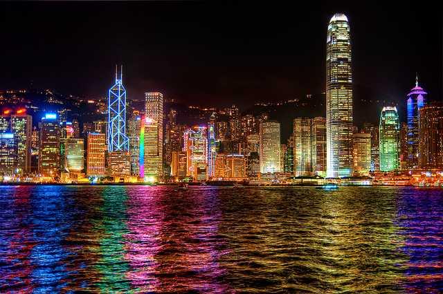 1. Hong Kong (303)