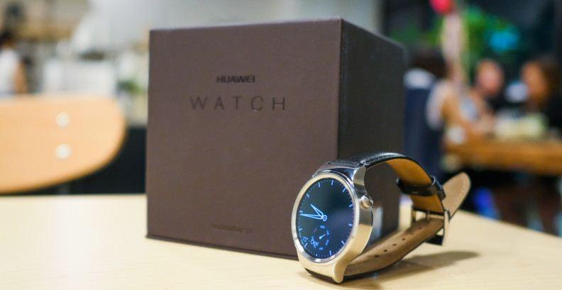 3. Huawei Watch