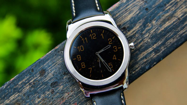 4. LG Watch Urbane