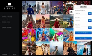 Instagram Element : Instagram Plugin for jQuery