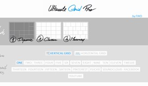 Ultimate Grid Pro : HTML5 & JavaScript