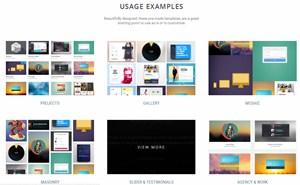 Cube Portfolio : Responsive jQuery Grid Plugin