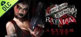 [Cover] Batman Arkham City: Harley Quinn's Revenge