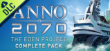 [Cover] Anno 2070: The Eden Project Complete Pack