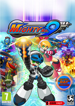 [Cover] Mighty No. 9