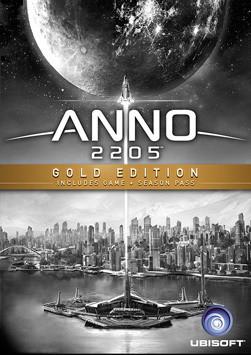 [Cover] Anno 2205 - Gold Edition