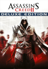 [Cover] Assassin's Creed 2 Edição Digital Deluxe