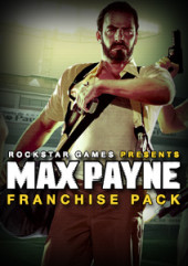 [Cover] Max Payne Franchise Pack