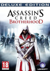[Cover] Assassin's Creed: Brotherhood Deluxe Edition