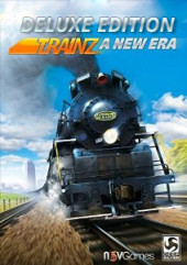 [Cover] Trainz: A New Era - Digital Deluxe Edition